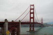 Golden Gate bridge, San Francisco  California by Federico C.