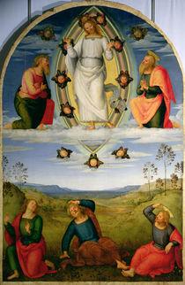 The Transfiguration von Pietro Perugino