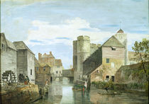 The Westgate, Canterbury von Paul Sandby
