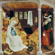 The Doubt of St. Joseph, c.1410-20 by French School