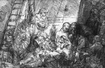 The Circumcision, 1654 von Rembrandt Harmenszoon van Rijn