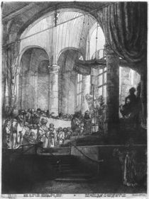Medea, or the Marriage of Jason and Creusa by Rembrandt Harmenszoon van Rijn