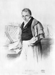 Ferdinand Herold by Louis Dupre