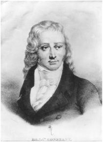 Henri Benjamin Constant de Rebecque by Ducarme