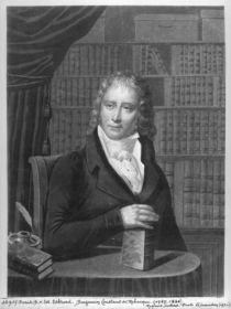 Henri Benjamin Constant de Rebecque by Esbrard