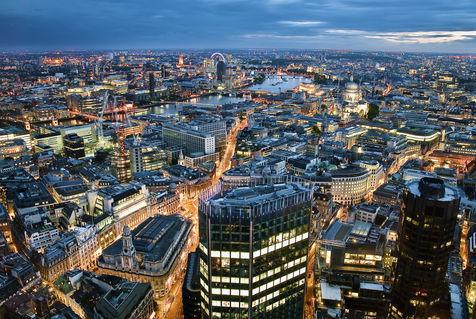 London view from vertigo42