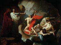 Charon Conveying the Souls of the Dead across the Styx by Konstantin Petrovich Pomerantsev