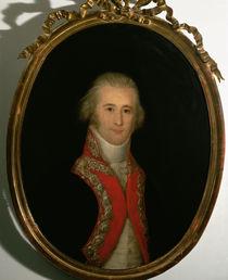 Alejandro O'Reilly by Francisco Jose de Goya y Lucientes