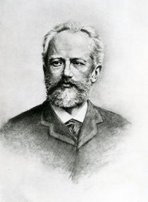 Piotr Ilyich Tchaikovsky von Anonymous