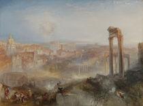 Modern Rome, Campo Vaccino von Joseph Mallord William Turner