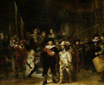 The Nightwatch, 1642 von Rembrandt Harmenszoon van Rijn