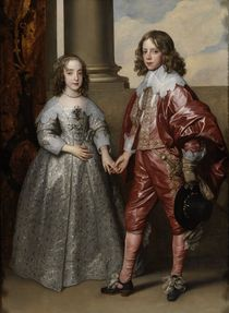 William II, Prince of Orange by Anthony van Dyck