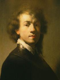 Self Portrait, 1629 by Rembrandt Harmenszoon van Rijn