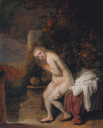 Susanna and the Elders, 1636 by Rembrandt Harmenszoon van Rijn