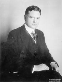 Herbert Hoover, c.1910-20 by American Photographer