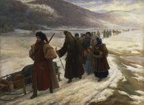 Road to Siberia von Sergei Dmitrievich Miloradovich