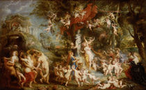 The Feast of Venus, 1635-6 by Peter Paul Rubens