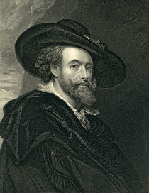 Peter Paul Rubens von English School