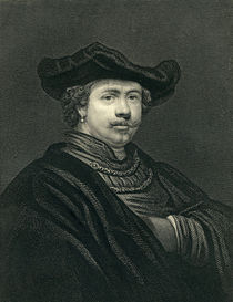 Rembrandt Harmens van Rijn von English School