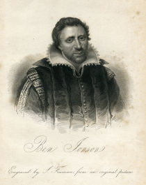 Ben Jonson von English School