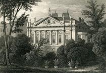 Earl Spencer's House, Green Park by Thomas Hosmer Shepherd