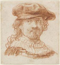 Self-Portrait, c.1637 von Rembrandt Harmenszoon van Rijn