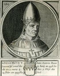 Pope Gregory V von English School