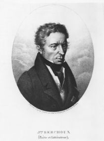 Joseph Berchoux by Ambroise Tardieu
