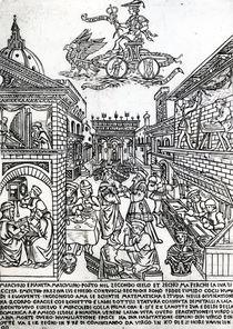 Mercury, c.1464 von Baccio Baldini