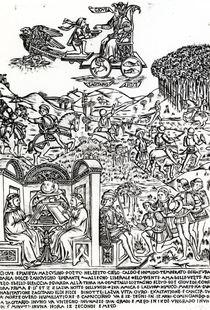 Jupiter, c.1464 von Baccio Baldini