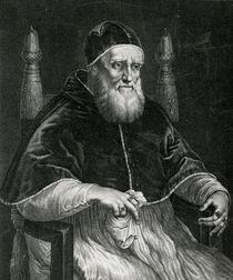 Pope Julius II by Raphael