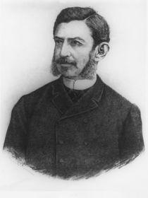 Juan León Mera by French School