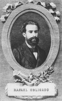 Rafael Obligado by French School