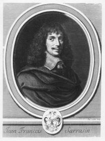 Portrait of Jean-François Sarasin by Jacques Lubin