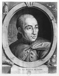 Nicolas, Rétif de la Bretonne by Louis Berthet
