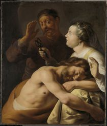 Samson and Delilah, 1630-35 by Jan the Elder Lievens