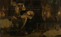 The Death of the Pharaoh?s Firstborn Son by Lawrence Alma-Tadema