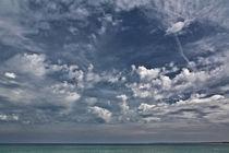 Wolken 1 von Matthias P. Bartel