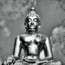 Retro Buddha 2 von kattobello