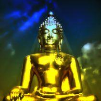 Erleuchteter Budhha 1 von kattobello