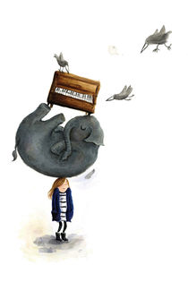 ..schwierige Dinge by Ina Worms