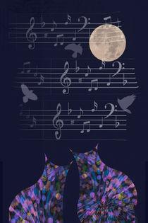 Cat music - Katzenmusik by Chris Berger