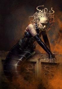Medusa von Jason Juta