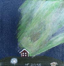 Nordlicht by Hildegard Fatahtouii
