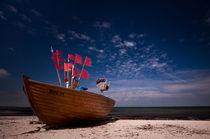 Boat von Hendrik Scheibel