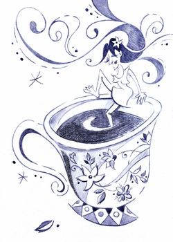 Kaffee-arte-cafe-coffee-cup-drawing