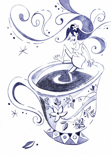 Kaffee-arte-cafe-coffee-cup-drawing