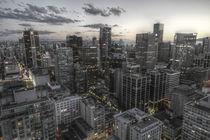 Skyline Vancouver - Kanada by stephiii