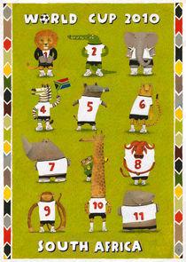 WM 2010 by Constanze  von Kitzing