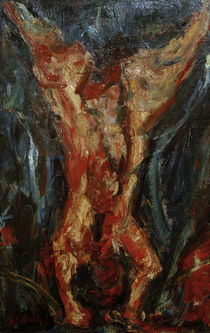 Chaïm Soutine, Skinned Calf / Painting by AKG  Images